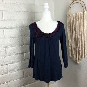 Anthropologie One September top